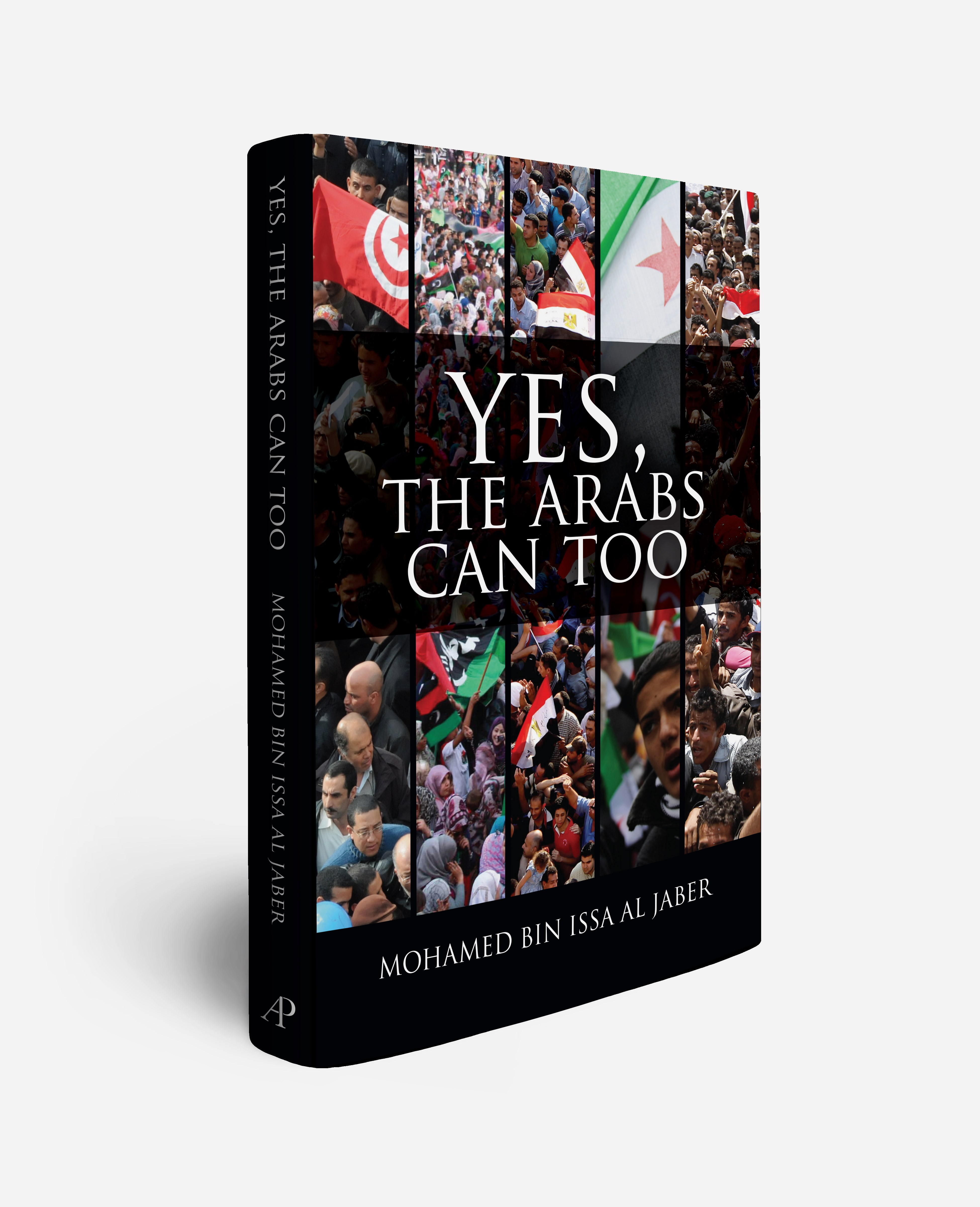 Book: Yes, the Arabs Can Too